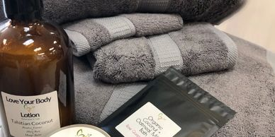 Bamboo Bath Sheets, Bath Towels, Hand Towels and Face Cloths.
