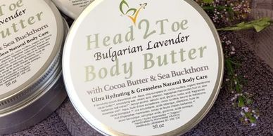 Head 2 Toe Body Butter.