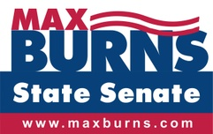 Max Burns for State Senate