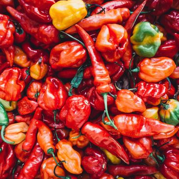 Peggy's Peppers Made From Quality Ingredients