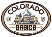 Colorado 4x4 Basics