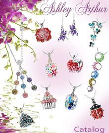 Sterling Silver and Swarovski Crystal Fine Jewelry