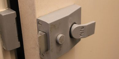 Night Latch Lock Fitting Service
