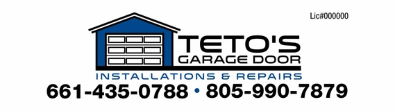 TETOS GARAGE DOORS INSTALLATIONS & REPAIRS