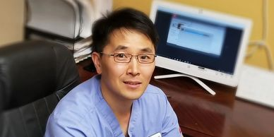 Dr. Heon Jang, doctor of physical therapy. Dry needling provider.