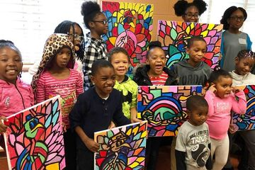 Youth Paint Parties are $20 per Artist with a minimum of 8 Artist