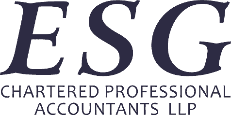 ESG Chartered Professional Accountants LLP