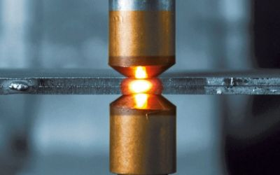 Micro resistance welding design, support and implementation.