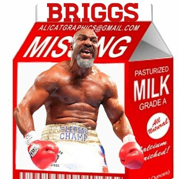 "Famous for the phrase...""Lets go champ!""    Former Heavy weight champion Shannon Briggs has been  mi"