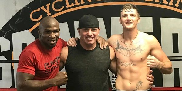 Jeff Lacey & Connor Coyle @ Spinnergy Fitness Boxing Gym.