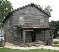 Downey Visitor Center, 1830