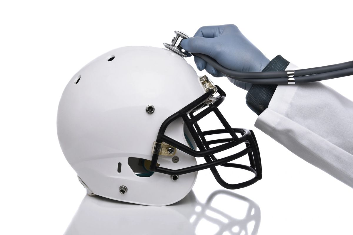 Medical and legal merge in the NFL concussion settlement litigation.