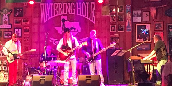 3 Man Front & Friends rockin' their Tom Petty Tribute Show
