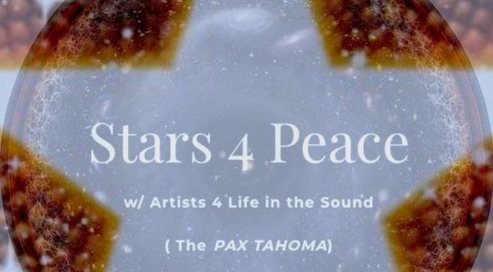 Born of music, the Stars 4 Peace provide a symbol of peace for Destiny. www.PeaceStars.Onlinet