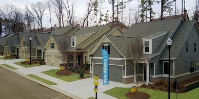 Active Adult 55+ Community Barrett Preserve Fortress Builders in Marietta