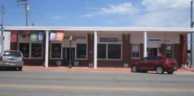 Main Street Duncan commercial property