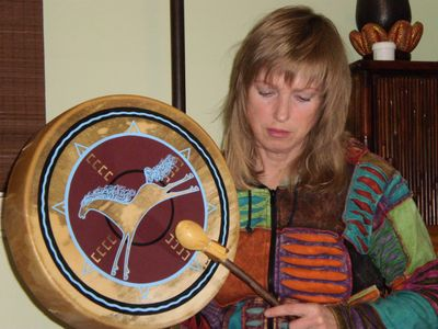Angela Hart Experienced Shamanic Practitioner