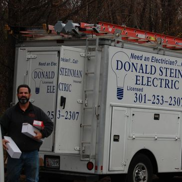 Steinman electric Donald Steinman electric Electrical service certified compliant electrician