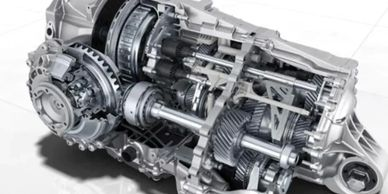 Porsche Transmission Repair and Service.