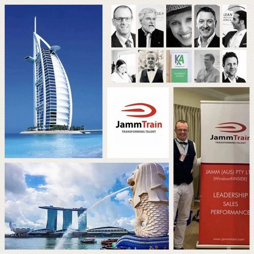 JammTrain Jamie Lord Leadership Skills Development Sales Training Performance Coaching RPL