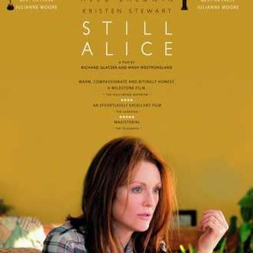 There should be a sequel to the movie Still Alice showing Alzheimer's can be reversed and prevented.
