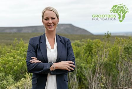 Julie Cheetham - Managing Director Grootbos Foundation