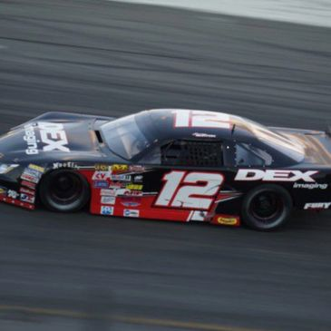 The FURY late model