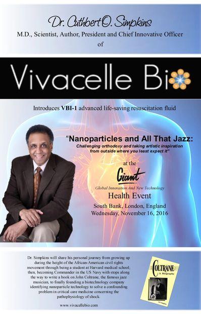 Events   Vivacelle Bio Inc