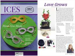"""Love Grows"" ICES Magazine."
