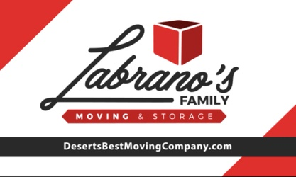 Labrano's Family Moving & Storage 760-895-7510