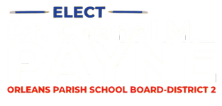 Dr. Chanel M. Payne  Orleans Parish School Board-District  2