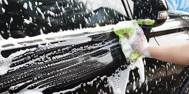 My mobile detail cleaning Exterior vehicle cleaning service