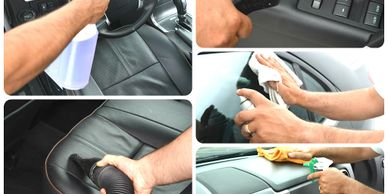 My Mobile Detail Service  in Davenport Iowa  car interior detail cleaning and car wash