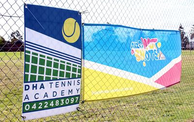 DHA Tennis Academy, St Albans East Tennis Club (Western suburbs of Melbourne)