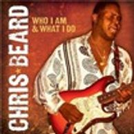 Who I Am and What I Do album cover by Chris Beard