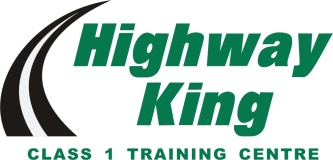 Highway King Class1 Training Center