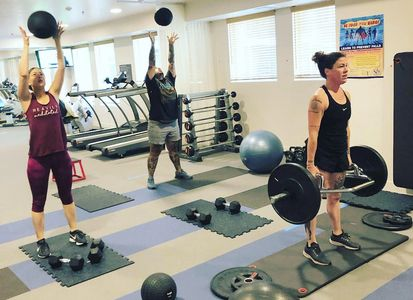 Small group semi-private morning sessions make having a personal trainer affordable, and motivating!