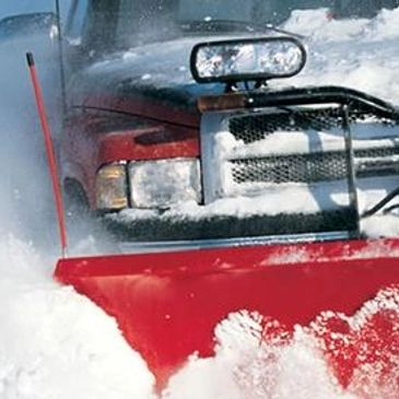 snow plowing service, Macomb, Michigan,