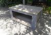 Coffee table/bench seat $120