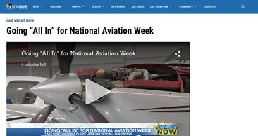 All In Aviation - GYC Vegas - PR Las Vegas - Las Vegas PR