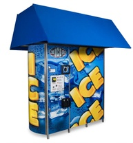 ASAP Ice, Self Serve ICE Vending, 24-7-365