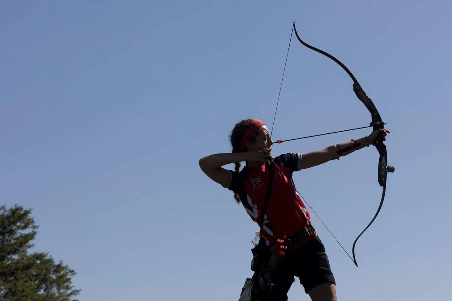 Image of an archer