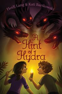 A Hint of Hydra by Heidi Lang and Kati Bartkowski - cover image