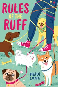 Rules of the Ruff by Heidi Lang - hardcover image