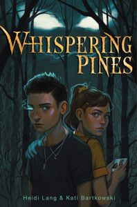 Whispering Pines by Heidi Lang and Kati Bartkowski - cover image