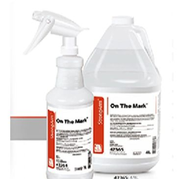 Fast effective antibacterial formula disinfects, deodorizes and sanitizes in just 5 seconds.