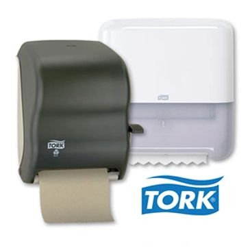 took wall dispenser for hand towels