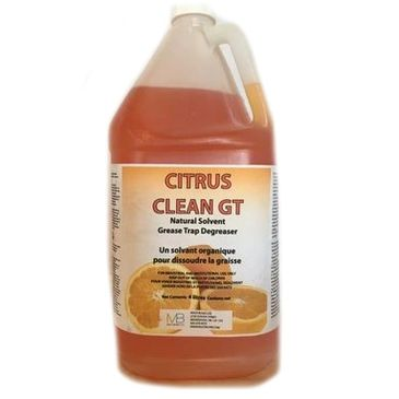 Citrus Clean. degreaser cleaner concentrated