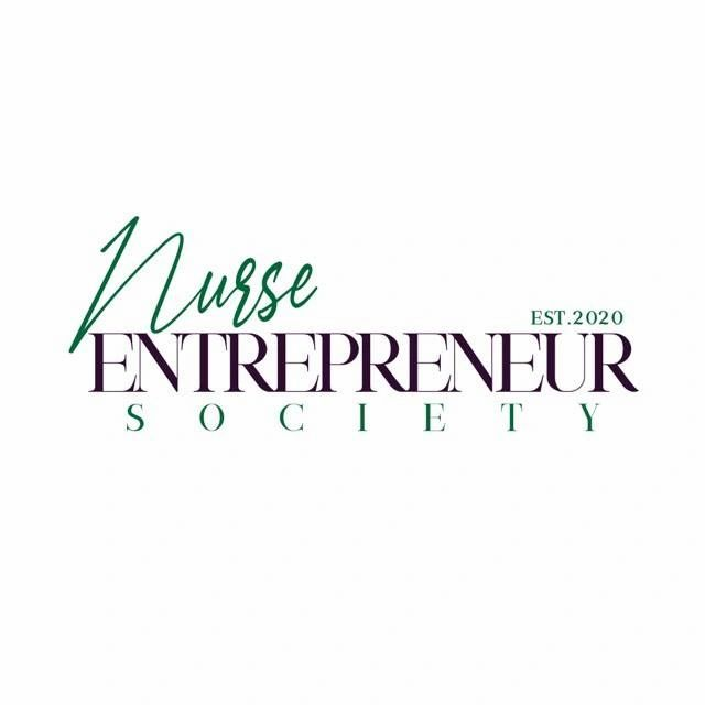logo for nurse entrepreneur society