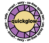 quickglow spray- tanning